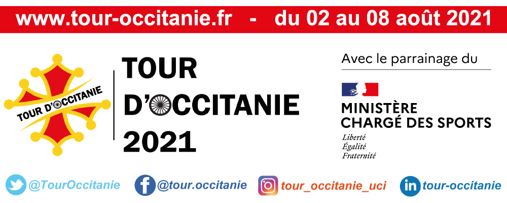 Tour d'occitanie 2021