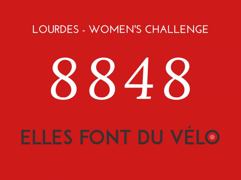 8848 challenge avec la team @ellesfontduvelo