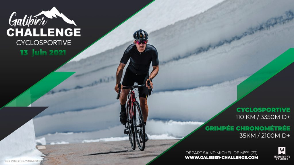 Galibier challenge cycosportive 2021