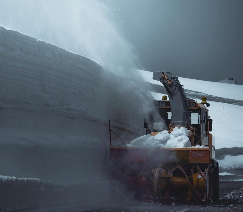 Galibier Challenge Cyclosportive 2021 dans la neige