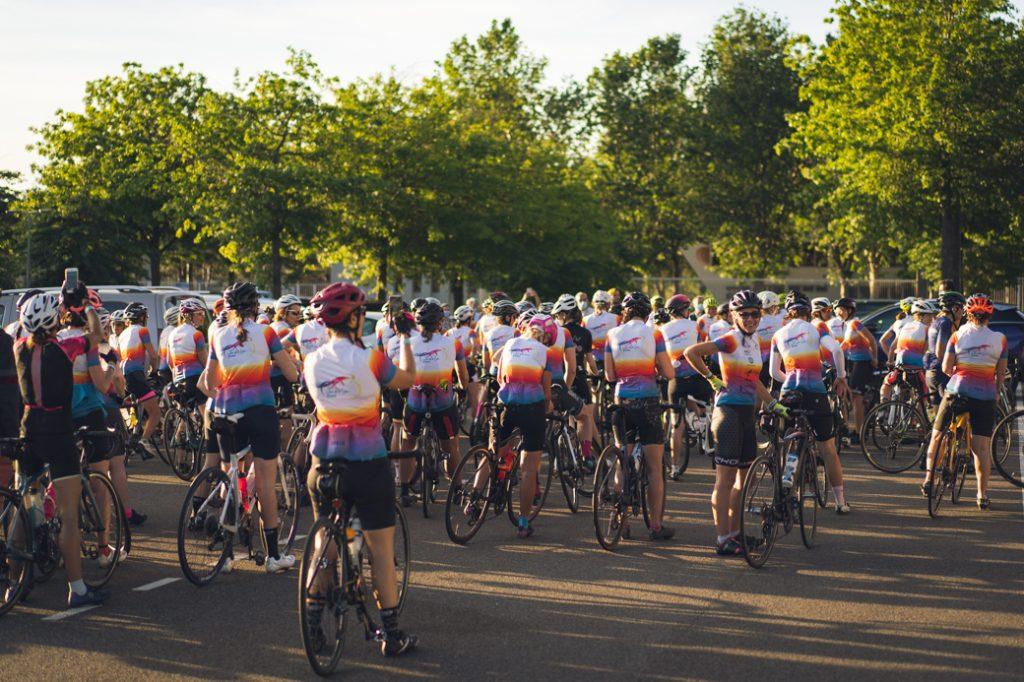 Tour de la Loire féminin départ