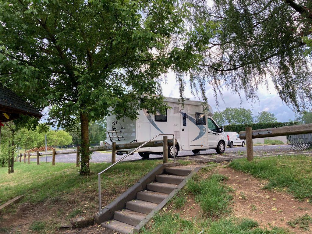 remy mertz camping car