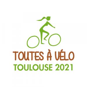 Toutes à vélo à Toulouse 2021 ensemble à toulouse