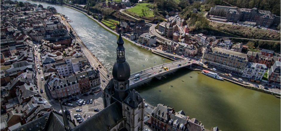 itinéraires cycliste eurovelo belgique