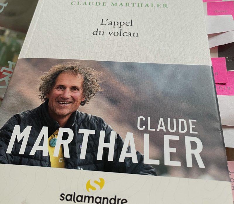 Claude Marthaler L'appel du volcan